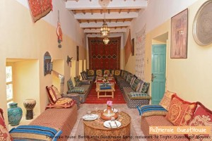 palmeraie guesthouse morocco